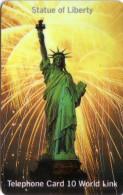 USA STATUE LIBERTE LIBERTY WORLD LINK 10U VERY RARE