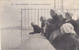 DOUARNENEZ : Acheteuses Sardinières - Peu Courant - Douarnenez