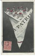 JOURNAUX  QUOTIDIEN   !!! CPA 6606 !!  LA PATRIE - Unclassified