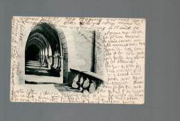 70   LUXEUIL  LE CLOITRE En 1900  PHOTOTYPIE J ROYER N° 59 - Luxeuil Les Bains