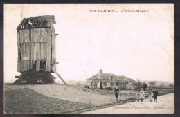 SARRON . Le Vieux Moulin . - France