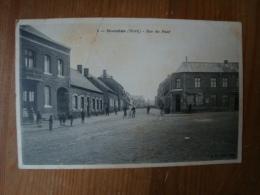 Bousies (Nord), Rue Du Pave' Gelaufen 1914 ! - Nord-Pas-de-Calais