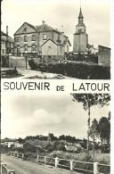 Souvenir De LATOUR (environs De Virton) (2 Scans) Ed. LEU 9x14cm - Non Classificati