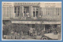 52 - LANGRES --  Café Du Balcon - Langres