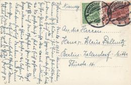 BYDGOSZCZ - 1932 , Karte Nach Berlin - 1919-1939 Republic