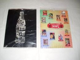 CALENDARI  CocaCola  2013 - Kalender