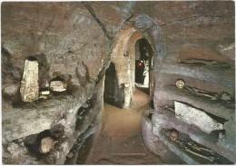 K2374 Grottaferrata (Roma) - Catacombe Ad. Decimum Della Via Latina - Galleria / Non Viaggiata - Other Cities