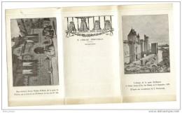 Carte-Lettre Album Jeanne D'Arc 3 Pics 3 Vues - Personnages Historiques