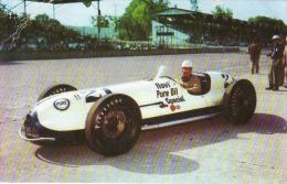 Indianapolis 500 -  1952  -  Chet Miller  -  Novi Pure Oil Special  -  CP - IndyCar