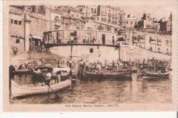FISH MARKET MARINA VALETTA MALTA 64205 - Malte