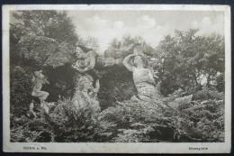 Ak, Bonn, Nixengrotte, 1913, Meerjungfrau, Sirene, Mermaid, Nixe, Meermin - Bonn