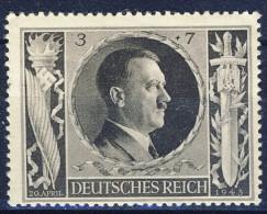 ##K514.Germany/ Reich 1943. Hitler. Michel 844. MNH(**) - Allemagne