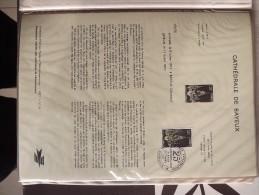 Album De 24 Documents Philatélique De La Poste - Stamps