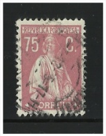 PORTUGAL - Ceres Stamp  - Afinsa Nrº 257 - Used - Usado