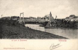 BELGIQUE - BRABANT FLAMAND - VILVORDE - VILVOORDE - Le Parc Et Panorama. - Vilvoorde