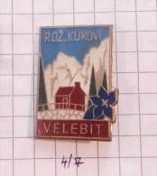 MOUNTAINEERING ROZ. KUKOVI VELEBIT (Croatia) Alpinism Climbing & Speleology Cave Grotte Edelweiss CHRISTMAS TREE - Alpinisme