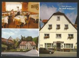 WOLFHAGEN Hotel Restaurant ZUR STADT WOLFHAGEN Hessen Kassel - Wolfhagen