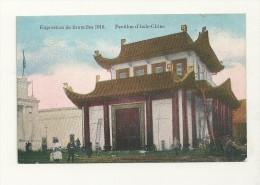 Exposition De Bruxelles, 1910 : Pavillon D'Indo-Chine - Expositions