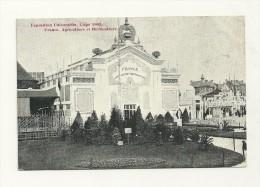 Exposition Universelle, Liège, 1905 : France, Agriculture Et Horticulture - Expositions
