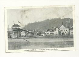 Exposition Universelle, Liège, 1905 :  Vue Prise Au Delà De L'Ourthe - Expositions