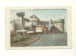 Exposition Universelle, Liège, 1905 :  Les Arènes Liégeoises - Expositions