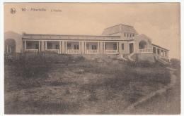 CONGO BELGE ALBERTVILLE L'HOPITAL - Congo Belge - Autres