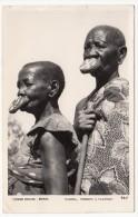 CONGO BELGE BUNIA BABIRA FEMMES A PLATEAU - Belgian Congo - Other