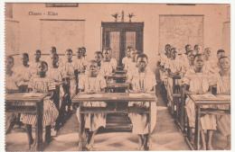 CONGO BELGE MISSION DES SOEURS DE NOTRE-DAME LA CLASSE - Congo Belge - Autres