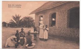 CONGO BELGE MISSION DES SOEURS DE NOTRE-DAME SOIN DES MALADES - Belgisch-Kongo - Sonstige