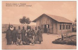 CONGO BELGE MISSION DES SOEURS DE NOTRE-DAME ENFANTS SOIGNES A L'HOPITAL - Congo Belge - Autres