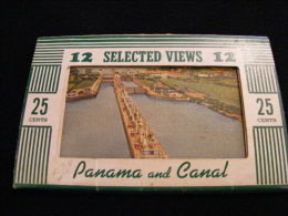 11 Cpa Dans Pochette Panama And Canal     NW43 - Panama