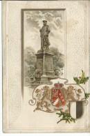 57 METZ !!! CPA 6633 !!!  Prinz Friederich Karl Denkmal  Carte En Relief - Metz