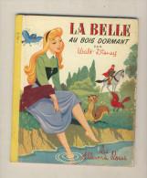 LA BELLE AU BOIS DORMANT     par Walt Disney - Les Albums Roses - 1958    BON ETAT