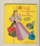 LA BELLE AU BOIS DORMANT     par Walt Disney - Les Albums Roses - 1956    BON ETAT