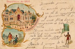 Exposition 1900, Guinée, Exp. Du Venezuela - Exposiciones