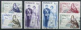 Monaco YT  PA 73 à 78 Oblitérés - Monaco