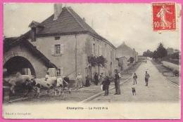CHAMPLITTE - Petit Pré  ( En L´etat Plis )     / L70 - France