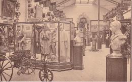 CPA Bruxelles - Musée Royal De L´Armée - Armée Et Garde Civique 1831-1914 - Les Belges à L'étranger (10659) - Musées