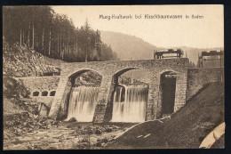 A2966) Murg-Kraftwerk Bei Kirschbaumwasen Ansichtskarte Ungebraucht Sehr Selten !!