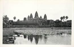 CAMBODGE TEMPLE D'ANGKOR - Cambodia