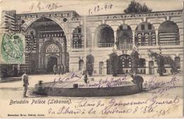 Betadin: Palace - Le Palais du Gouverneur: Carte � saisir!!