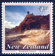 ##New Zealand 1993. Warbrick. Michel 1288. MNH(**). - Nuova Zelanda