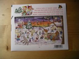 Noël Et Nouvel An 2002 - Blocks & Sheetlets 1962-....