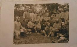 carte photo militaire 14-18 / WW1 / POILU /  121 �me r�giment