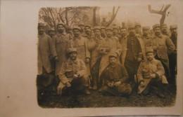 carte photo militaire 14-18 / WW1 / POILU /  212 �me r�giment