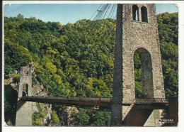 LAPLEAU , Viaduc De ROCHE TAILLADE , 1977 - France