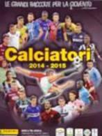 CALCIATORI PANINI 2014-2015 - ALBUM VUOTO - - Panini