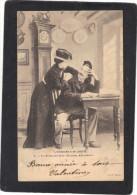 L´Etudiant à Sa Lisette - 2 - Tu Travailles Donc Toujours - Comtoise - édition V P Paris - School