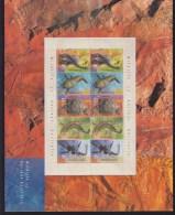 Australie YV F 1610 N 1997 Faune Préhistorique - Prehistorics