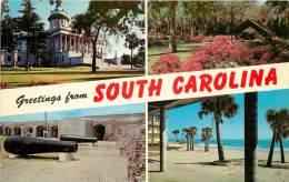 GREETINGS FROM SOUTH CAROLINA - Etats-Unis